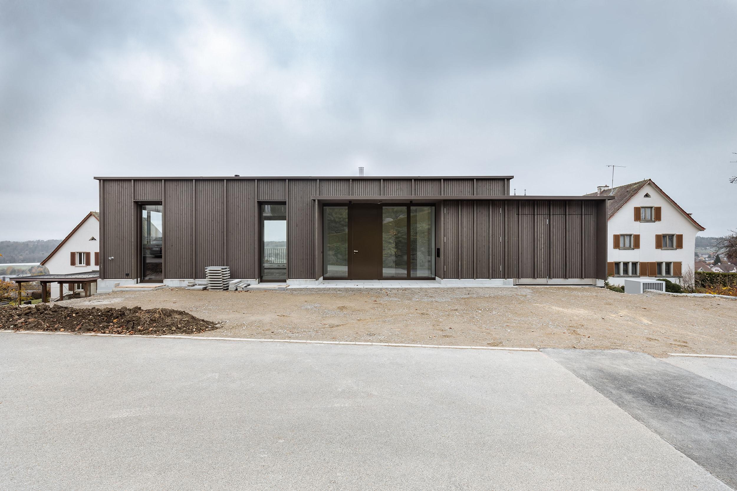 Neubau EFH // Andelfingen