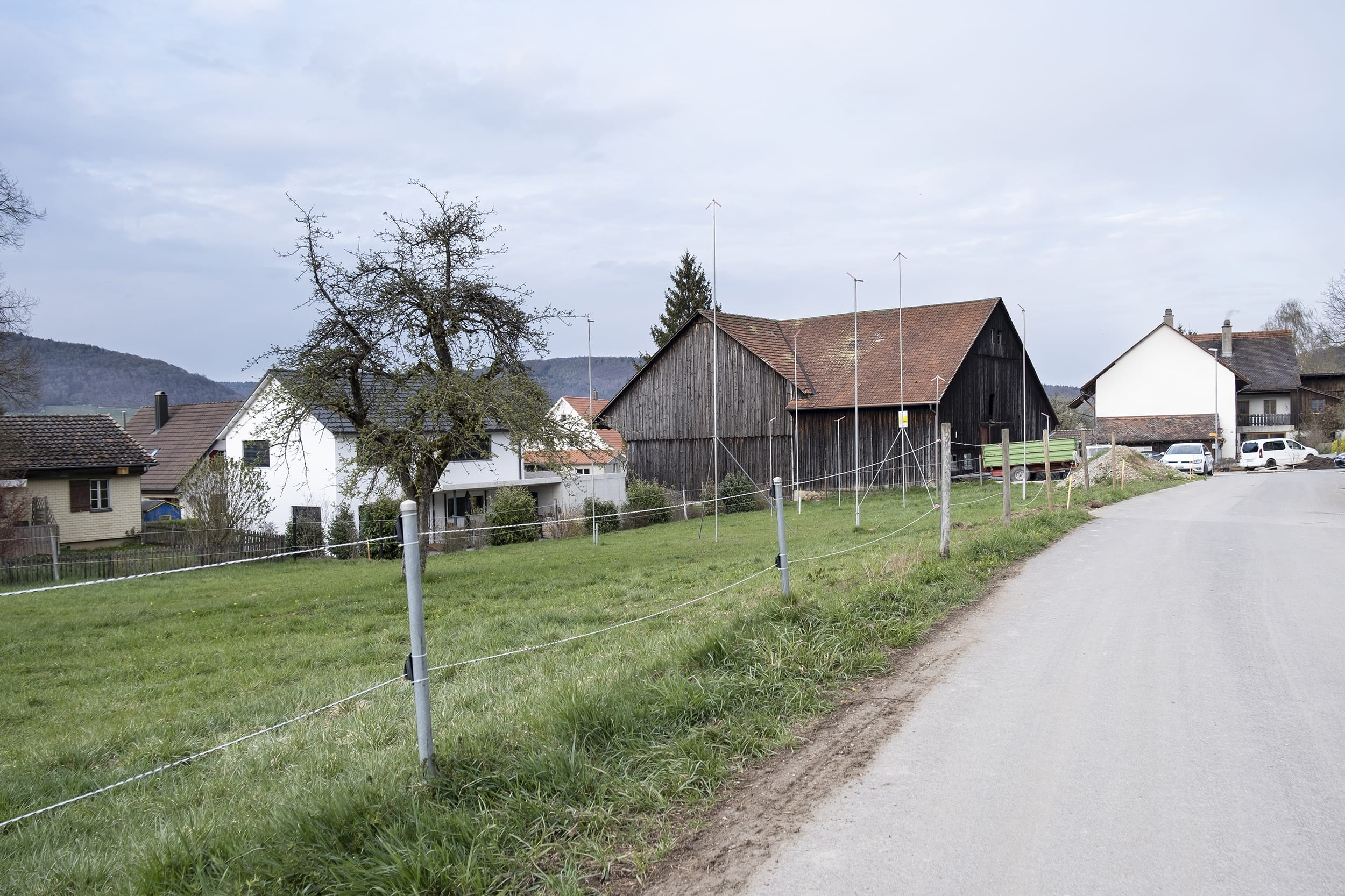 Neubau EFH // Guntmadingen